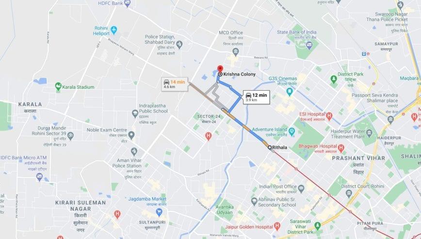 Map-888-Krishan-Colony-Prahaladpur-Banger-Rohini-Sector-25-1