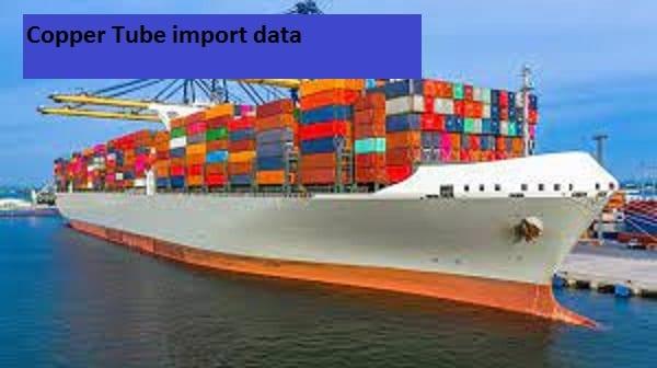 Copper-Tube-import-data