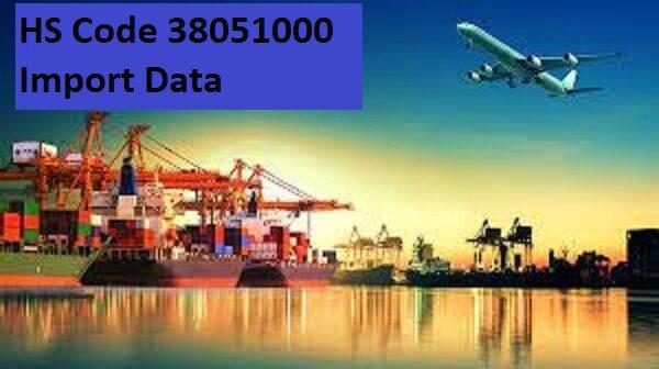 HS-Code-38051000-Import-Data